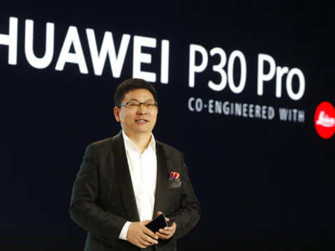The wait is over: Huawei set to launch P30 series in India next week