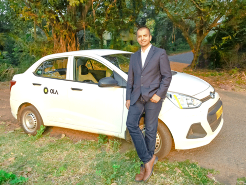 Ola to launch in London as UK rollout builds