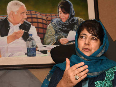 Jammu and Kashmir's relation with India will end if terms and conditions of its accession altered: Mehbooba Mufti