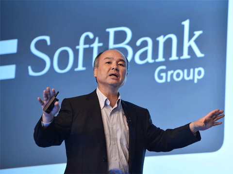 SoftBank is said to seek $15 billion more for its huge tech fund