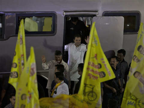 Once formidable forces, Congress-TDP facing existential crisis in Telangana