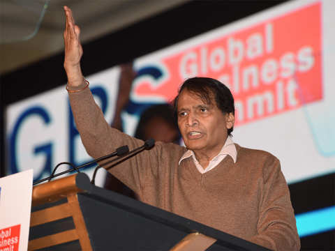 Initiatives taken during my stint in railways are now yielding results: Suresh Prabhu
