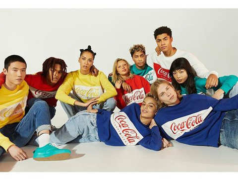 Tommy Hilfiger revisits its 1986 designs, launches Jeans Coca-Cola capsule collection