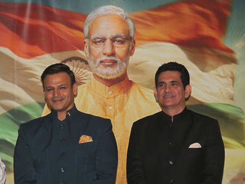 Vivek Oberoi, Modi biopic makers applaud order, thank SC for the justice