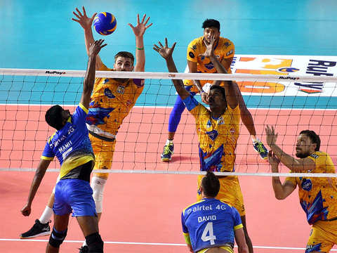 Volleyball League owners aim to make event second biggest in India