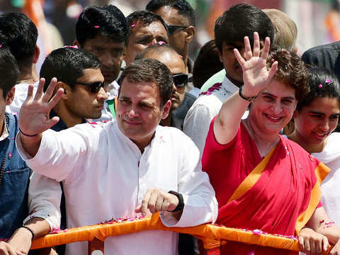 Priyanka Gandhi to 'hold around 100 rallies across country'
