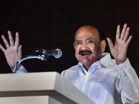 Vice President Venkaiah Naidu ask banks for stricter due diligence