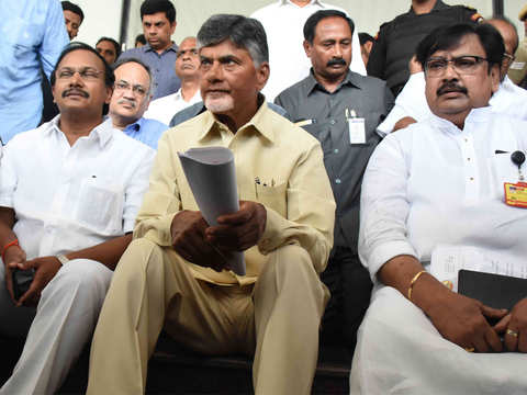 Chandrababu Naidu's 'expert' for Election Commission meet turns out to be 'EVM thief'