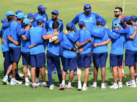 Indian team for ICC World Cup 2019 announced, Rishabh Pant dropped