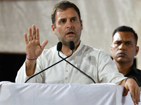 'Nyay' money to come from Choksi, Nirav, Mallya pockets: Rahul Gandhi