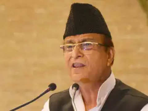 Azam Khan, the politician who is prone to controversy