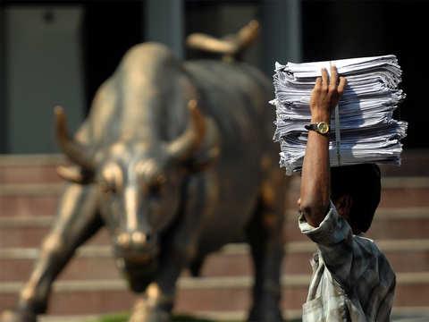Sensex rises 300 points, Nifty hits record high; ICICI Bank, RIL top contributors