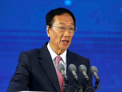 Foxconn's Terry Gou says may run for Taiwan president, step back from daily business