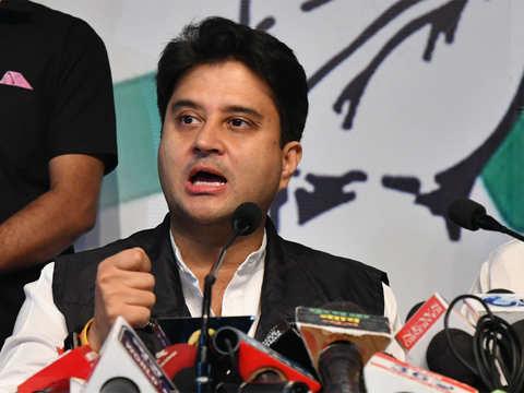 Modi must stop looking outwards by talking of Pakistan, jobs and farm distress key issues: Jyotiraditya Scindia