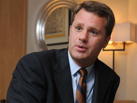 Walmart CEO Doug McMillon says 'committed' to Indian market
