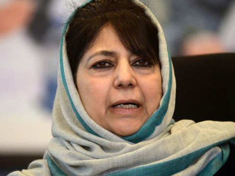 GoI wants to turn Kashmir into open-air prison: Mehbooba Mufti