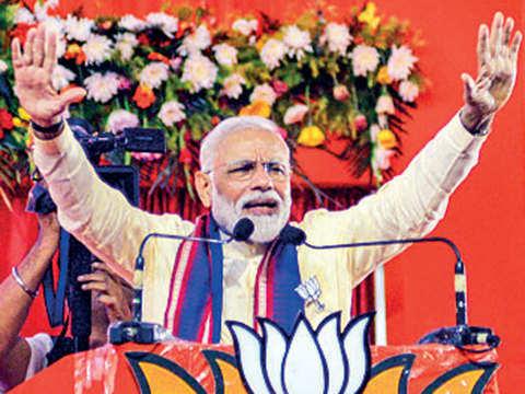 Narendra Modi brings up Pawar in Maha rallies