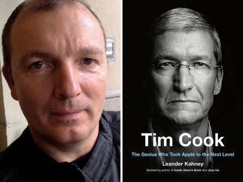 Leander Kahney's biography on Tim Cook claims he's a better Apple CEO than Steve Jobs