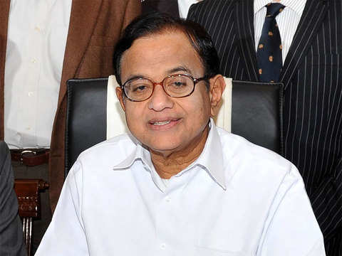 Chidambaram slams income tax department for 'partial' action in Tamil Nadu