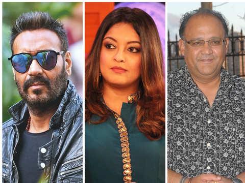 Tanushree Dutta slams Ajay Devgn for film with Alok Nath: Bollywood full of liars, spineless hypocrites