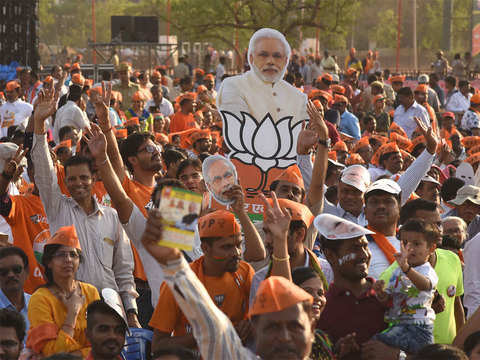 Modi's popularity on test as Karnataka goes to polls