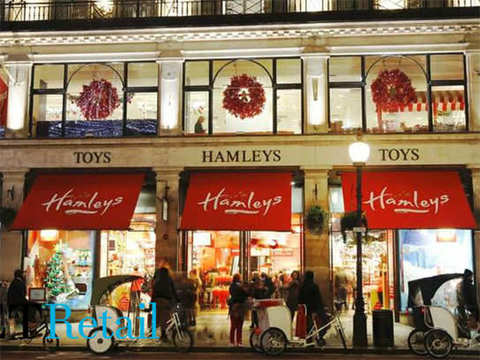 Reliance Retail toying with buying out Hamleys