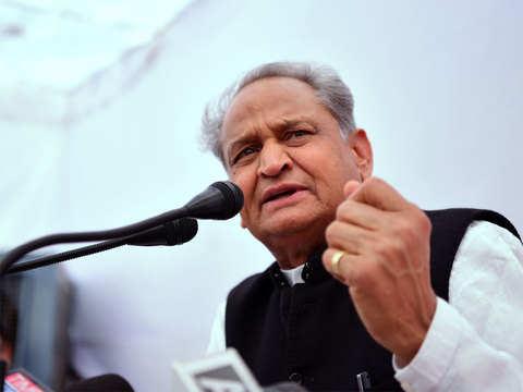 Ram Nath Kovind made president because of his caste: Ashok Gehlot
