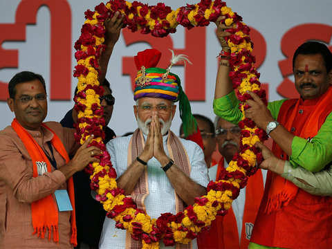 UPA regime had sent Amit Shah, cops to jail to topple my govt: Narendra Modi