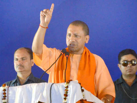 Twitter takes down Yogi Adityanath's controversial tweets on EC's directive