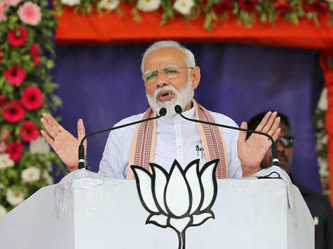 IAS officer on poll duty suspended for checking Narendra Modi's chopper in Odisha