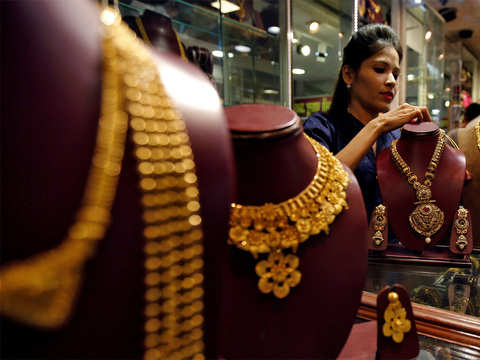 Gold Rate Today: Gold prices slip on weak global sentiment