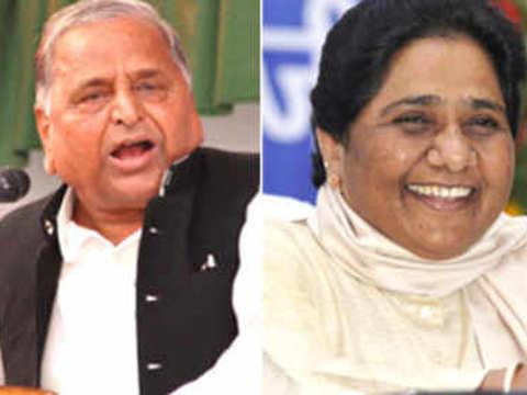 Once arch-rivals, Mulayam, Mayawati to share stage at Mainpuri rally