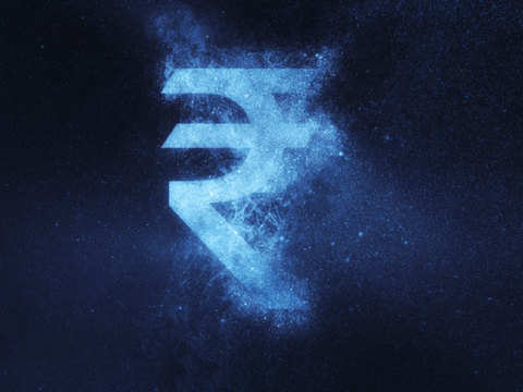 Rupee logs 1st gain in four days, recovers 25 paise against dollar