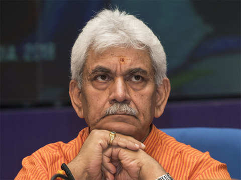 Anyone pointing fingers at BJP workers will pay for it in 'four hours': Manoj Sinha