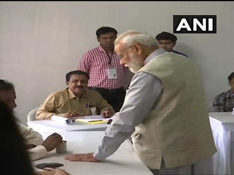 Whatever we do is for the nation, not for the party: PM Modi