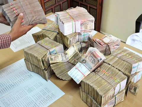 Bank insider helped DMK man change Rs 11.5 cr into Rs 200 notes