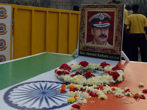 Malegaon blast wasn't first 'right wing terror' case for Hemant Karkare