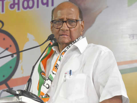 I am scared, nobody knows what Modi will do: Sharad Pawar