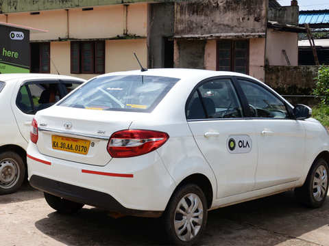 Ola in talks with luxury carmakers Audi, Mercedes for self-drive subscription services: Sources