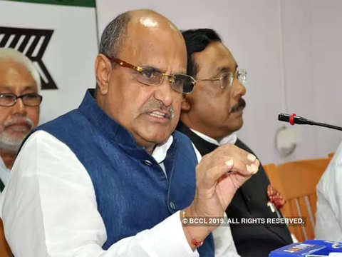 Pragya Thakur only talks about Hindu, Muslim, mandir; that isn't NDA agenda: KC Tyagi