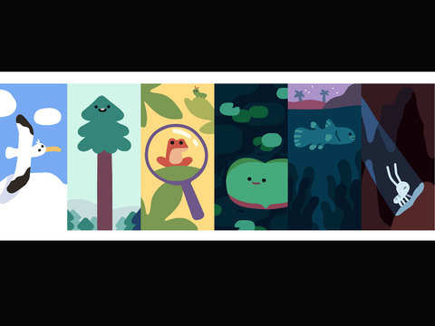 Google celebrates diversity of the planet with interactive doodle this Earth Day