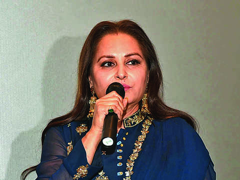 Jaya Prada says she lost her dignity in SP, and regained it in BJP