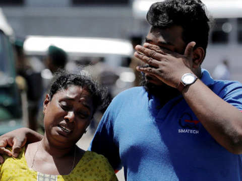 7 suicide bombers carried out Easter blasts in Sri Lanka