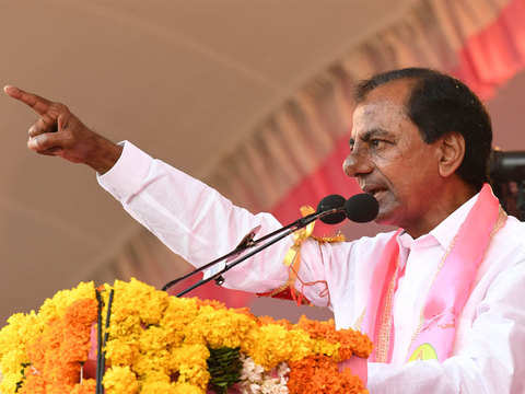 TRS chief to resume efforts on non-Congress, non-BJP front
