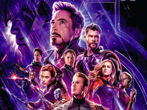 Avengers have Indian audience in thrall, set new collection records