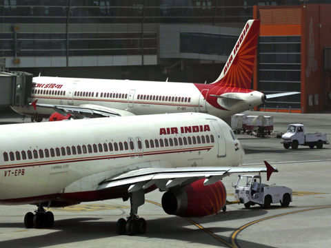 Cash-strapped Air India has around 20 planes grounded for repair
