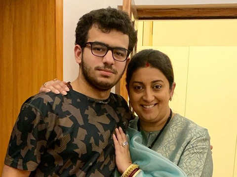 Smriti Irani, Kejriwal's sons score over 90% in CBSE 12th boards; parents celebrate on Twitter