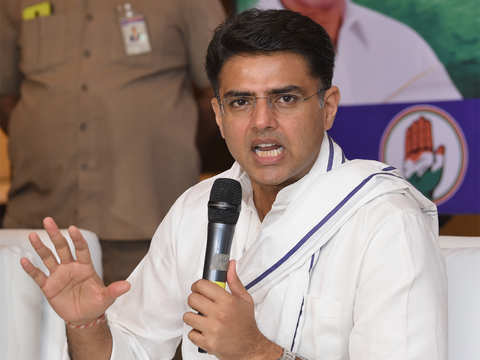 Congress will win all 25 Lok Sabha seats in Rajasthan: Sachin Pilot