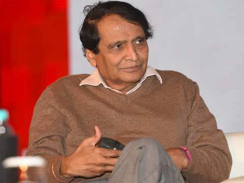 Suresh Prabhu appeals to industry chambers to organise relief operations in Fani affected areas