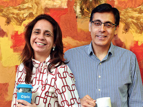 Cipla is undergoing a big transformation and is doing something it once eschewed